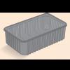 Kunststofschaal AGF RAVIPACK transp 244x156x60mm 1000g - BFLH060H