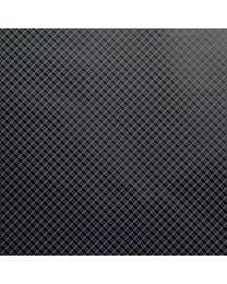 Zwart/grijs geschenkpapier Ruiten Retro - 1665 6060