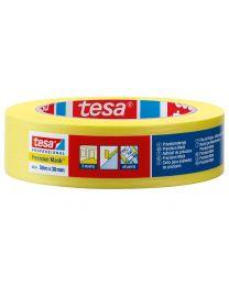 Tesa 4334/30 mm x 50 meter - EAN code Tesakrepp precision 5 - TE4334-071 (per doos)