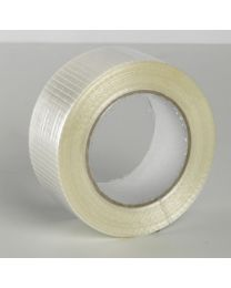 Filament tape kruiselings versterkt 50mmx50m 28mc - TA7710