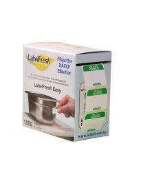 LABELFRESH etiketten EASY 30x25mm VRIJDAG-VENDREDI - LFEASYVRVE