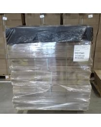 Afdekvellen op rol 1400x1800mm 45mc LDPE Zwart RG - AF141845Z