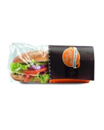 SNACK BAG FIFTY/FIFTY X-LARGE - 28x7,5/6x13cm - SNACKFIFTYXLARGE