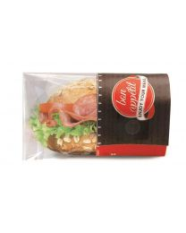 SNACK BAG FIFTY/FIFTY MEDIUM - 18x7/5x13cm - SNACKFIFTYMEDIUM