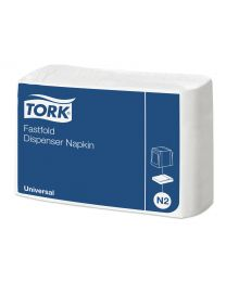 TORK Universal Napkins COMPACT 25x30cm