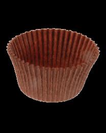 Cuvet CALYPSO rond BRUIN Nr 1201 60x25mm - CCAL1201BR