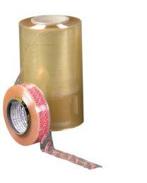 Film PVC KOEX 122-22my 450mm/1200m kern 111,6mm - 122450