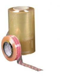Film PVC KOEX 112-12my 450mm/1500m kern 76mm - WM112450