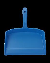 Vikan Vuilnisblik, polipropyleen, 320x100x295mm, blauw 5660/3, 10 stuks