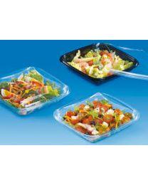 Bodem saladeverp CRUDIPACK transp 125x125x67mm 500ml - FCR110H60