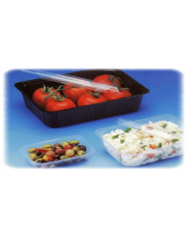 Sealschaal GASTRONOMIA transp 190x137x72mm 1000ml - NGA72G