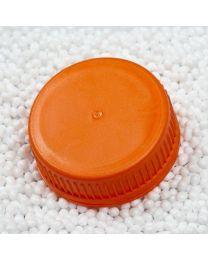 Dop HDPE oranje 38mm - DUMODOR