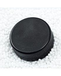 Dop HDPE zwart 38mm - DUMODZ