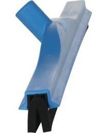 Vikan Vloertrekker 60 cm blauw met zwart rubber 9321952 - 7754/3, 10 stuks