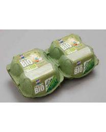 Eiverpakking pulp 2x4 (Rhineland groen)