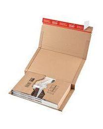 Boekverpakking 147x126x55mm - CP02001