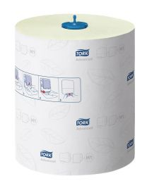 Tork MaticR Green Hand Towel Roll 21cmx150m (612 vel) - H1 ADVANCED - TORK290076