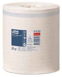 Tork Basic Paper Centerfeed Roll 20cmx300m - M2 - 1 laags - TORK120155