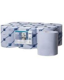 Tork Reflex Wiping Paper Plus Poetspapier Blauw - M4 - TORK473391