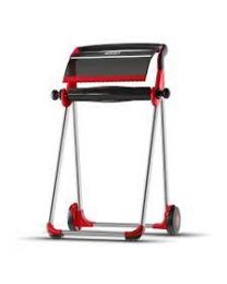 Tork Performance Floor Stand Wiper Mobile Red/Black W1 - DISP652008