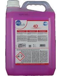 PolTECH Vloer- en oppervlaktereiniger desinfecterend 2x5 liter POD