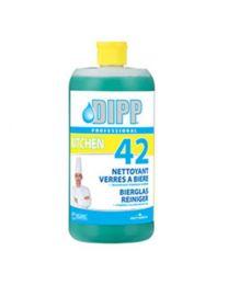 DIPP N°42 Bierglasreiniger 1 liter (4211)