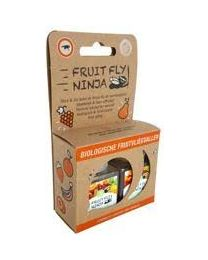 Fruit Fly Ninja traps Retail Pack : 20 kleine fruitvliegvangers