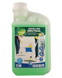 PolGREEN Vloerreiniger Odor Line geconcentreerd 1 liter