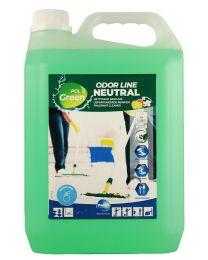 Polgreen Odor Line Neutral, Geconcentreerde vloerreiniger, 2x5L