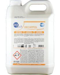 Pollet Decappol, Krachtige ontvetter voor keukentoestellen, 2x5L