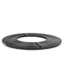 Staalband - RW - 16 x 0,5 mm - zwart gelakt schijfwikkeling-STR16501