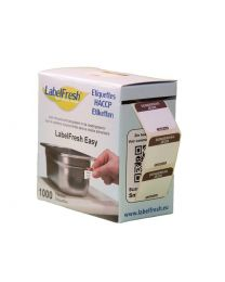 LABELFRESH etiketten EASY 30x25mm DONDERDAG-JEUDI - LFEASYDOJE