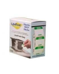 LABELFRESH etiketten EASY 30x25mm VRIJDAG-VENDREDI - LFEASYVRVE