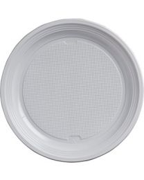 Bord PS wit rond 220x26mm - 2105716
