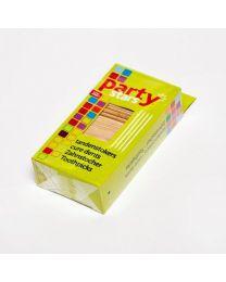 Tandenstokers Bamboe 65mm/2pt (ovp doosjes van 1000 st) - TB2