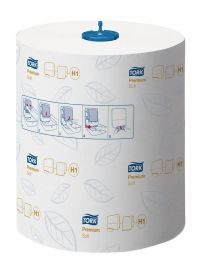 Tork MaticR Soft Hand Towel Roll 21cmx100m (408 vel) - H1 PREMIUM - TORK290016