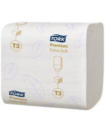 Tork Extra Soft Folded Toilet Paper 19x11cm (7560 vel) - T3 PREMIUM - TORK114276