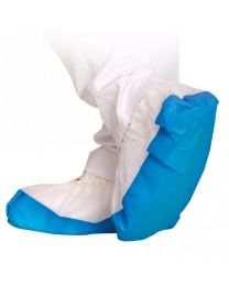 Overshoes PE 35my BLAUW - OVERSHOES