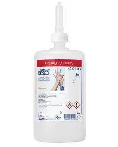 Tork Alcohol Gel Hand Sanitizer - S1