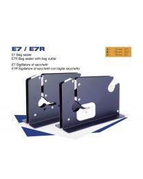 ZAKKENSLUITER E7-R - E7R- VOOR TAPE MAX. 12MM