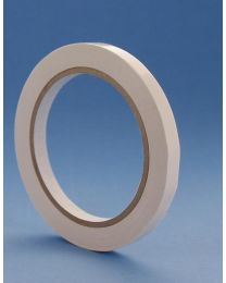 Kleefband PVC - 9mm x 66m - wit - PVC966W