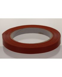 PP Strapping tape -  12 mm x 66 m - oranje - 50 mc - TA7601