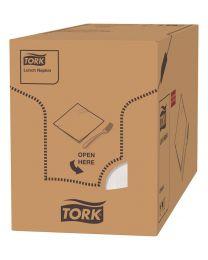 TORK Universal Napkins 33x33cm 1lgs WIT - TORK509300