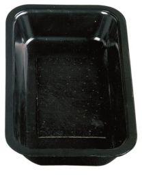 Schuimschaal LF seal zwart 228x142x27mm 12-27 + vochtzuiger zwart MP1701 - LI12-