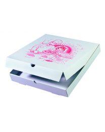 Pizzadozen Vegetale NEW YORK 24x24x4,5cm standaard druk - PV2445