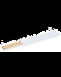 Chopsticks hout 230mm individueel verpakt