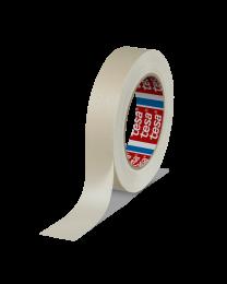 Tesa 4323/38 mm x 50 meter Licht gekrepte papieren kleefband - TE4323-08 (per doos)