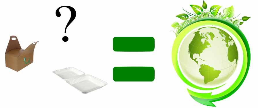Duurzame voedselverpakkingen : welke is de beste?